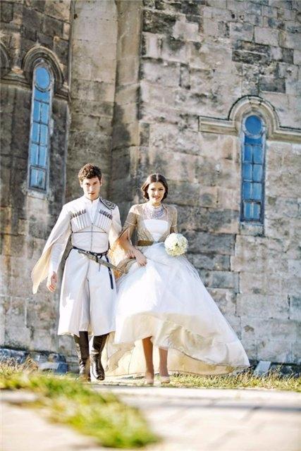 Венчание на высоте 2170 метров