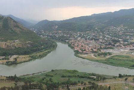 Историческая Грузия.