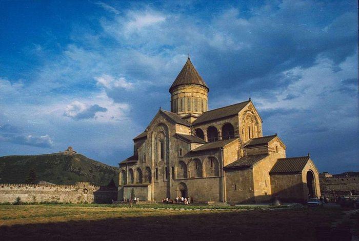 По святым местам Грузии